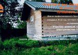 Продажа участков с домом – дом из профилированного бруса с земельным у
