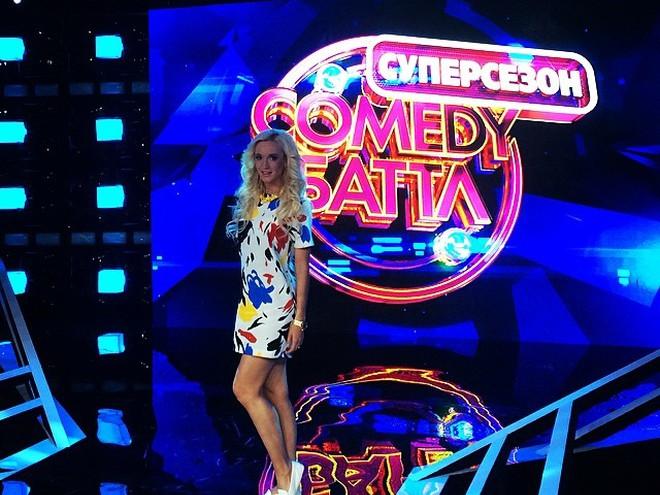 Ольга Бузова снялась в передаче Сегодня вечером