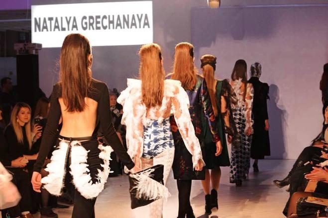 Natalya Grechanaya представила нову колекцію VERTIGO осінь-зима 18/19