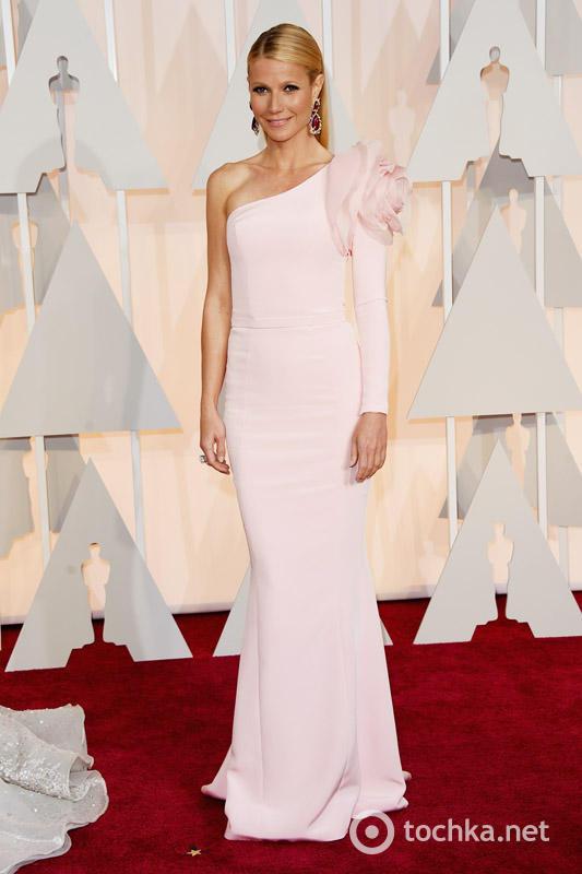Оскар 2015: топ-10 лучших платьев