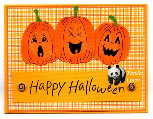 Позитивные открытки к Хэллоуину