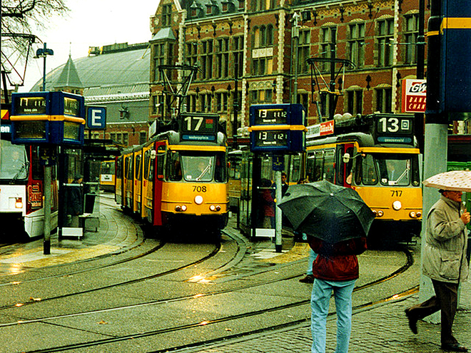 Ціни на транспорт - Амстердам