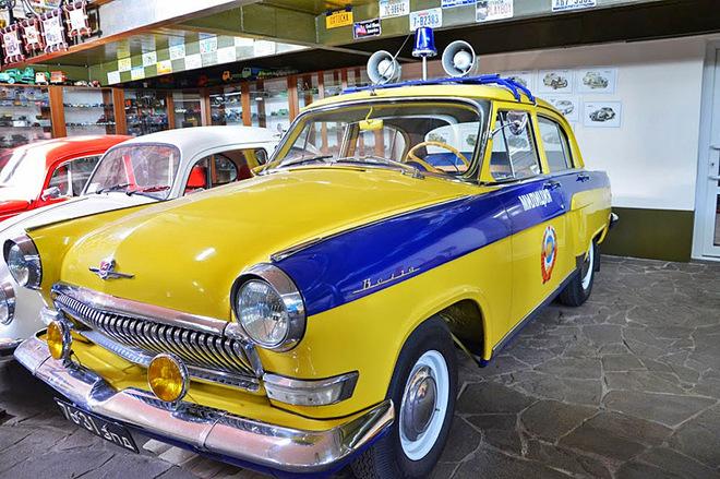 Музей ретро-автомобілів, Запоріжжя