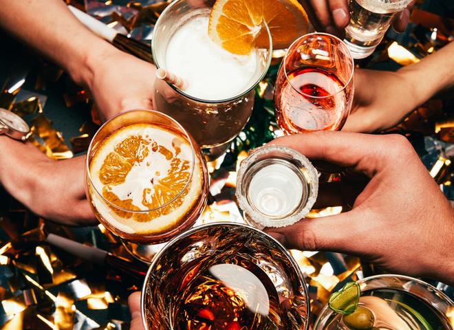Алкогольний етикет