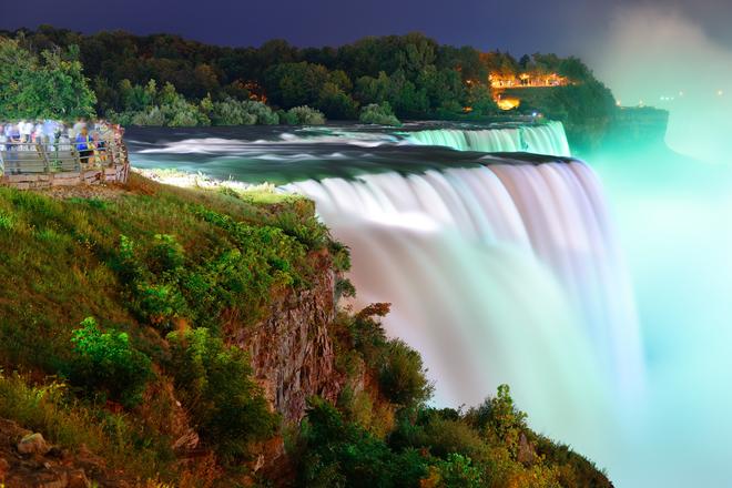 8 самых впечатляющих водопадов мира