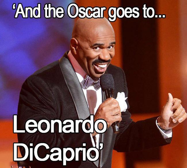 Лучшие приколы с Ди Каприо