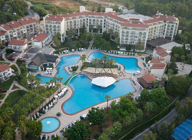 TUI Ukraine представляет эксклюзивные отели Barut hotels