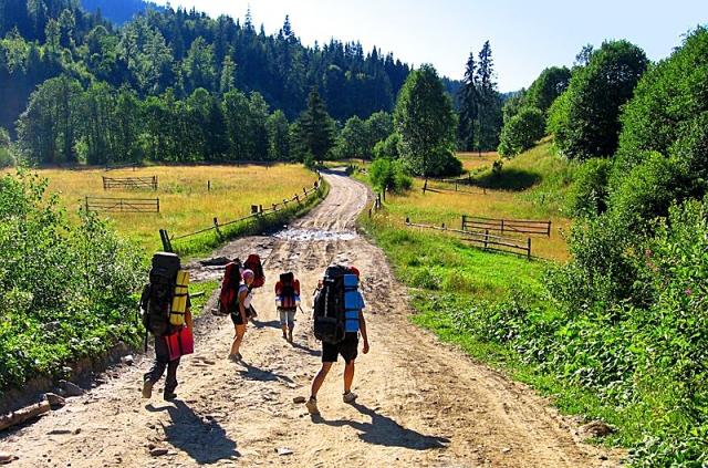 Путешествия по Украине: 5 идей для летнего отдыха