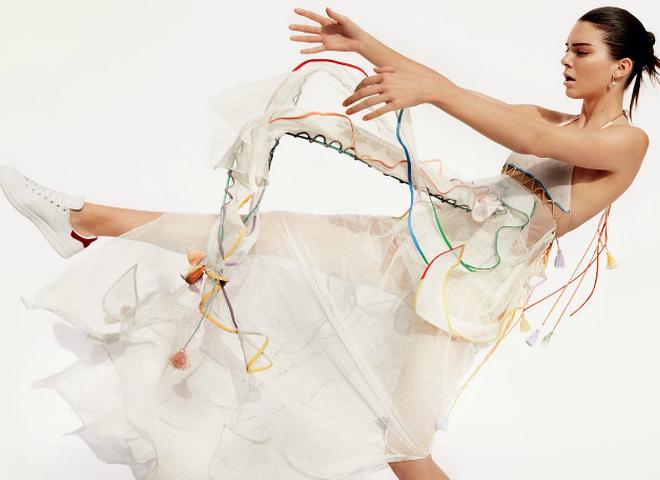 Vogue випустив спеціальний номер, присвячений Кендалл Дженнер