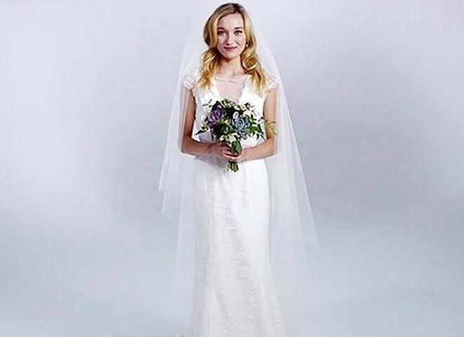 Як змінилося весільна сукню за 100 років (відео)