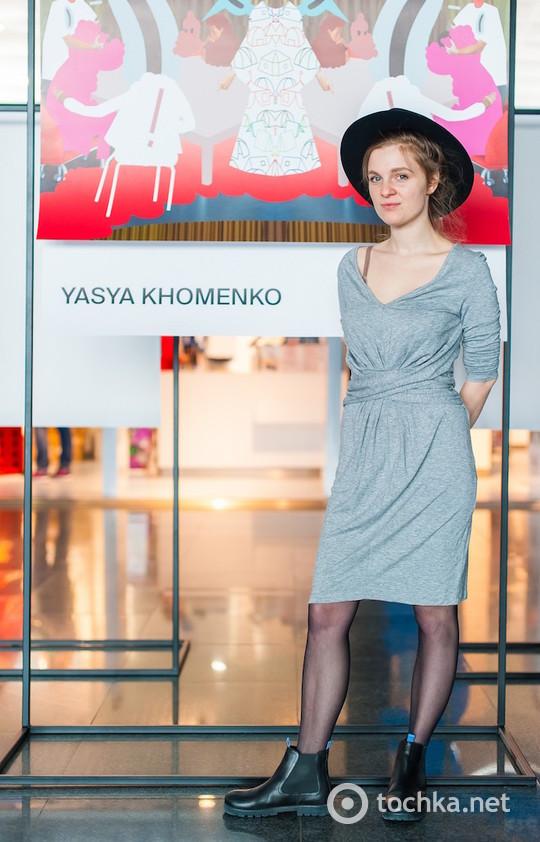 Відкриття виставки проекту Fanzine Kyiv в аеропорту Бориспіль