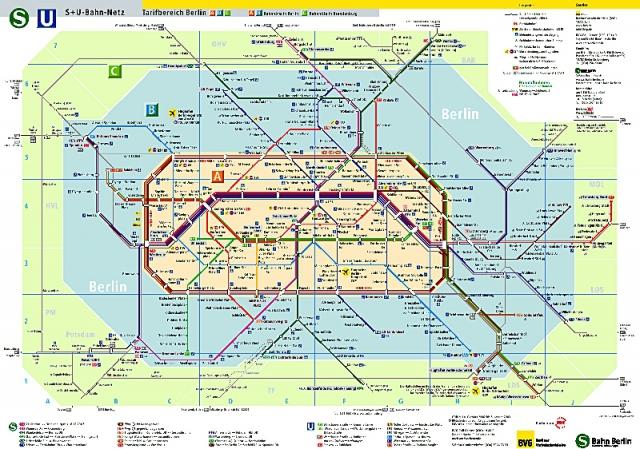 Самые запутанные метро мира: