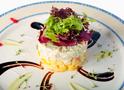 Крабовый салат рецепт, кукуруза, салат, крабовіе палочки, заправка