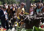 открытие памятника Богдану Ступке