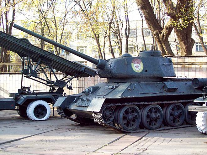 Военный туризм: Военно-исторический музей Южного оперативного командования, Одесса