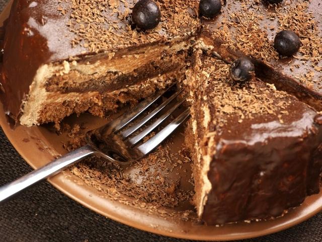 Как приготовить торт легко и просто