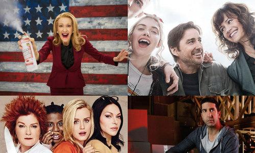 Тв-мания: топ-8 сериалов июня
