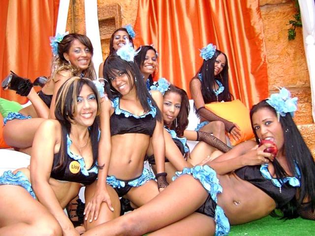 Секс туризм в Доминикана