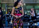 Женский street-style на неделе мужской моды в Милане
