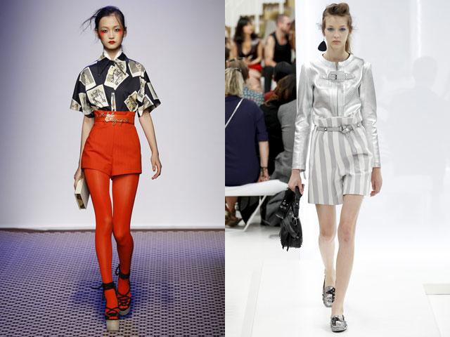 Модні шорти весна-літо 2016