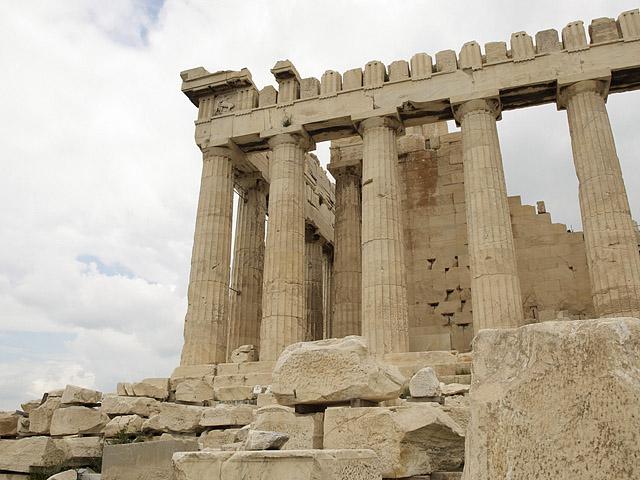 Цікаві місця Греції: Парфенон