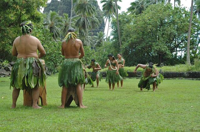 Где вас могут съесть люди – Французкая Полинезия