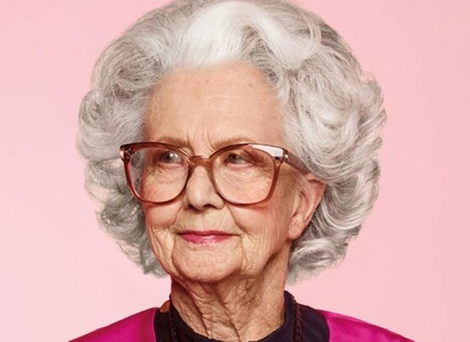 На сторінках Vogue вперше з'явиться 100-річна манекенниця