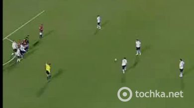 Супер удар Роналдо