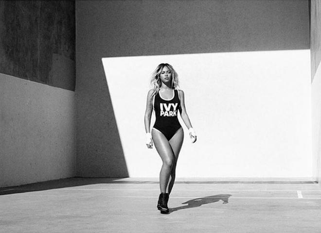 Бейонсе представила свою колекцію спортивного одягу для Topshop