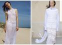 Тренд літа 2016: в'язані сукні