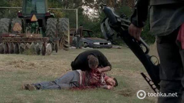 бесплатно смотреть сериал ходячие мертвецы 3 сезон: