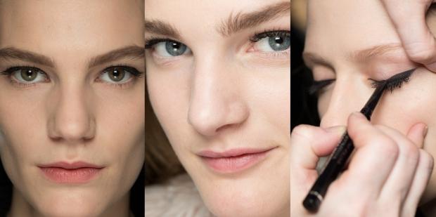 Макіяж очей 2016 з показу Dior Couture (фото, відео)