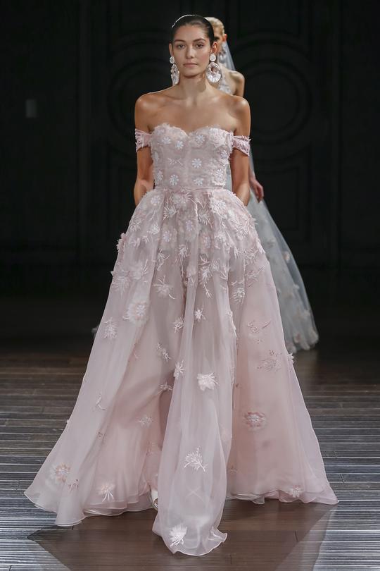 Тиждень весільної моди: Naeem Khan весна-літо 2017
