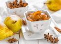 Як варити грушеве варення часточками?