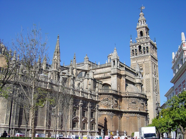 Готические соборы: что увидеть и чем восхищаться - Севильский кафедральный собор