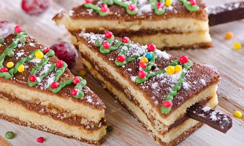 Торт на Новий рік 2016
