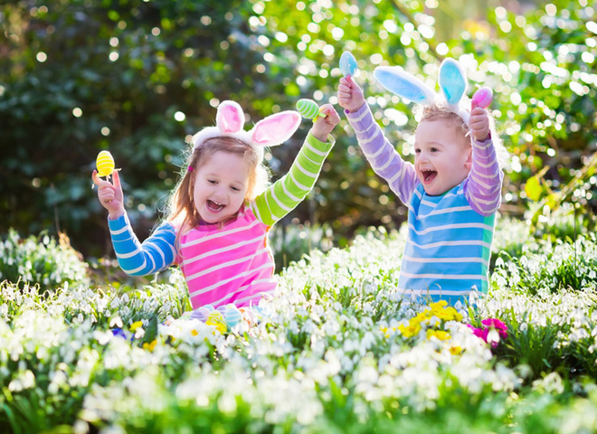 Сценарій на Великдень для дітей: ігри та конкурси в школі і вдома