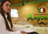 Праздник молодого вина в ресторане «Джузеппе» в ТРК «Горки»