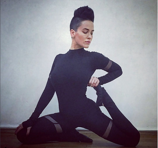 Йога – образ зіркового життя