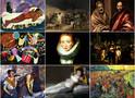 Репродукции работ великих художников