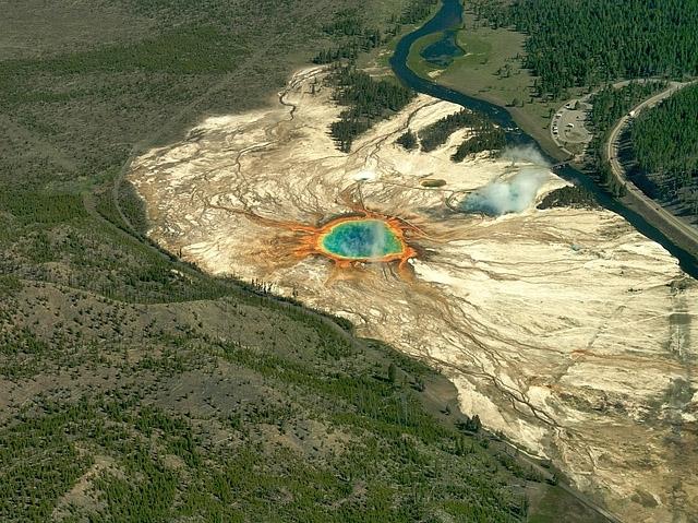 Горячих источников на планете