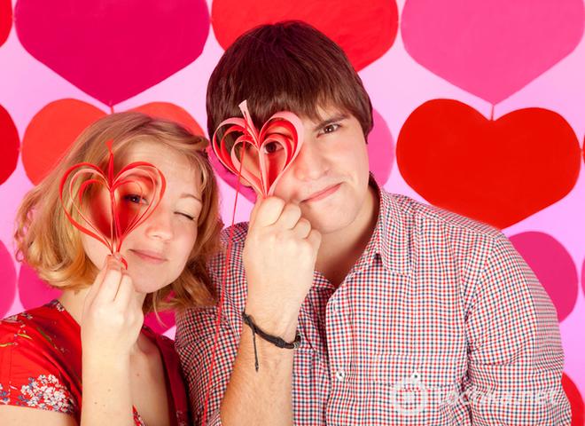 Как отпраздновать Валентина