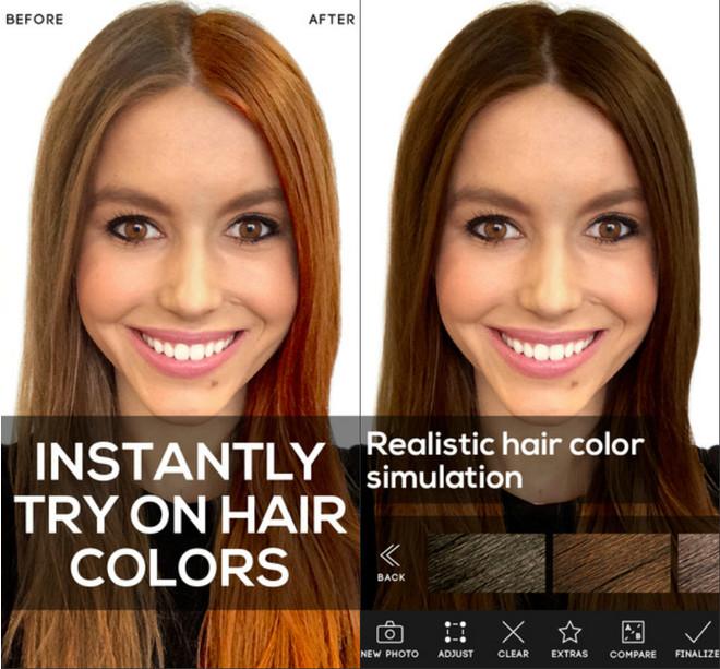 Як підібрати зачіску і колір волосся: 5 додатків для смартфона