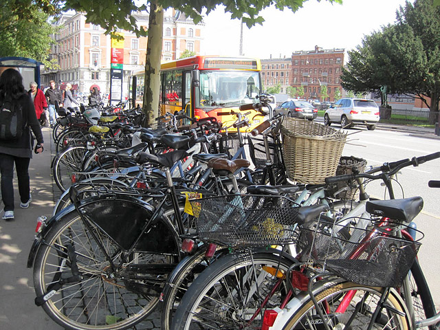 Крути педали: где в Европе рай для велосипедистов