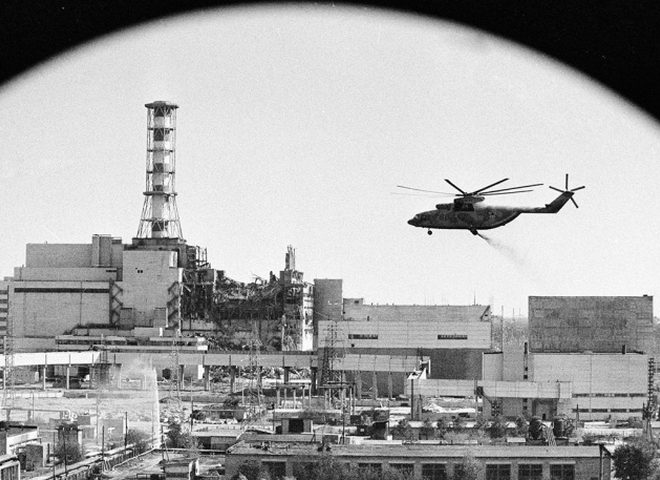 Наслідки вибуху: в уражених Чорнобилем областях рівень раку втричі вищий