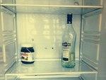 Холодильник сильной, независимой женщины