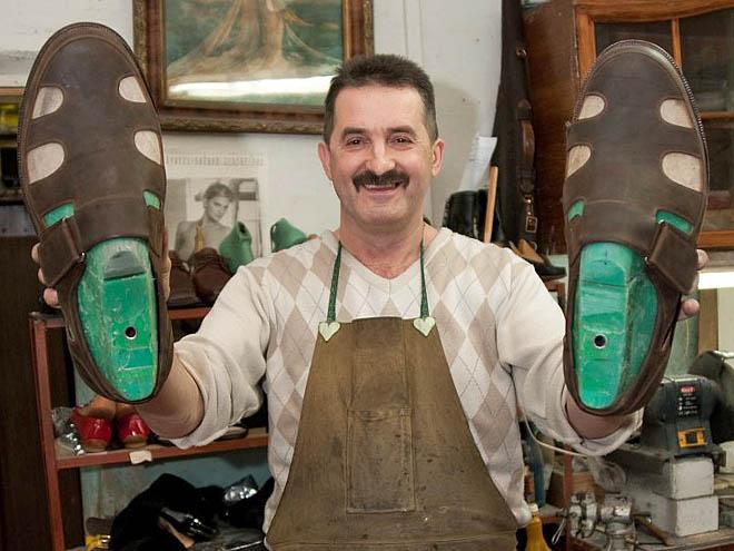 Необычная обувь или самая необычная обувь в мире