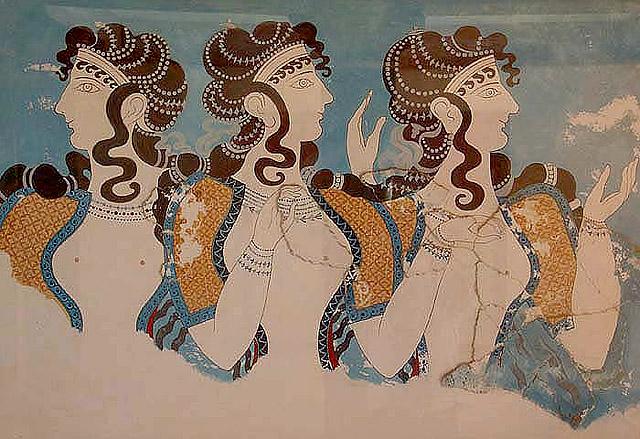 Цікаві місця Греції: Кносский палац