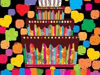 Просто з днем народження ...