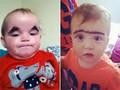 Позитивна добірка малюків з намальованими бровами
